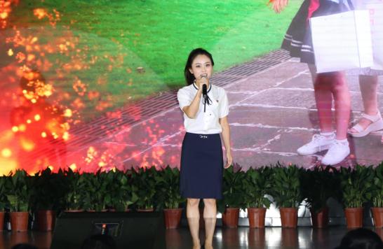 九龙坡区举行第37个教师节庆祝大会